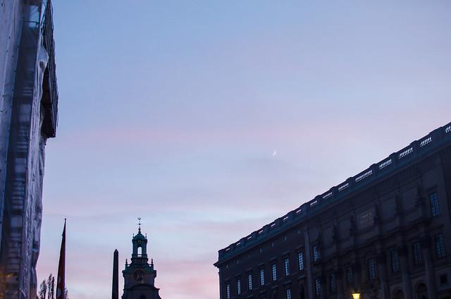 solnedgångslottet