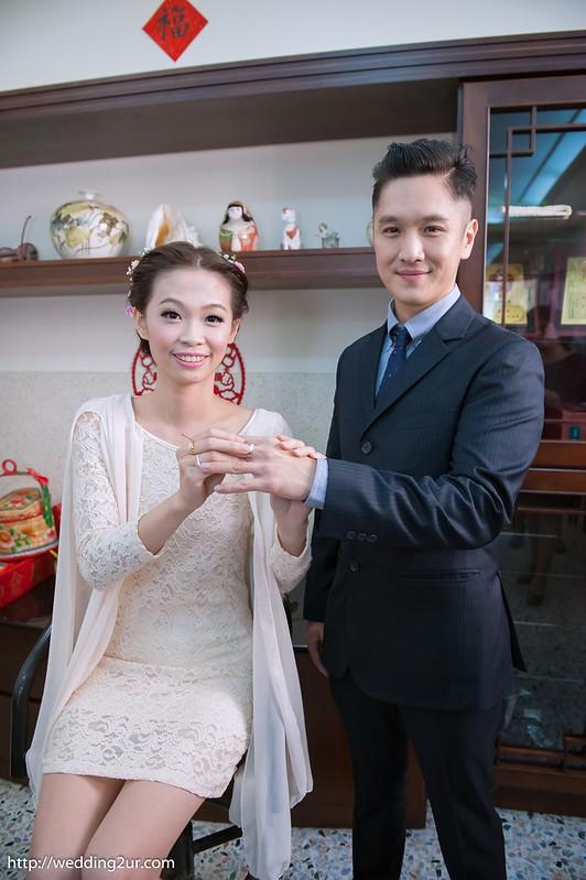 台中婚攝@台中新天地崇德店_019立群&儀婷 訂結婚喜宴