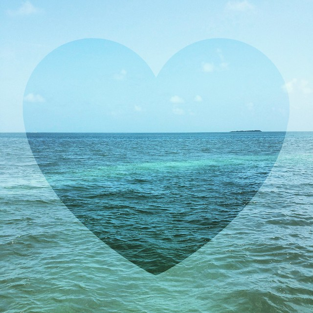 Heart over Sea
