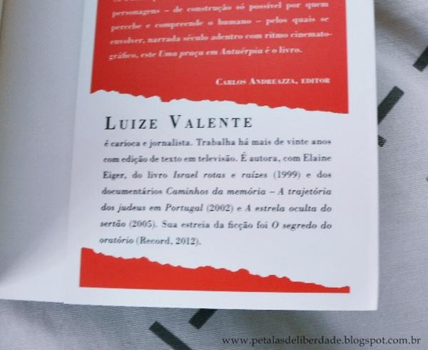 Sobre Luize Valente