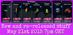 New and rereleases May 21st 2015