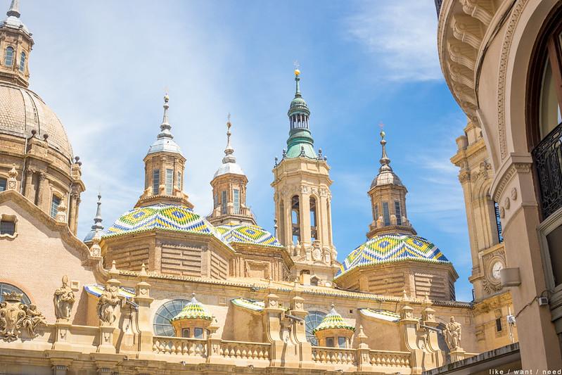 Basílica de Nuestra Señora del Pilarza-2