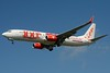 "Lion Air Boeing 737-9GPER/WL PK-LOF ""100th Boeing Next Generation 737"""