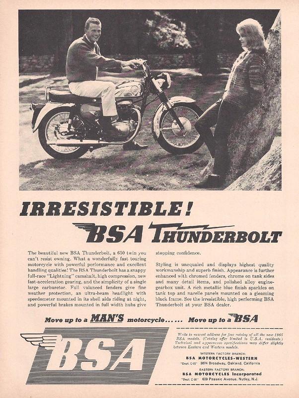 BSA Thunderbolt