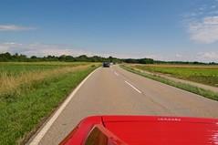 Vogesen  Cabrio Tour 2016