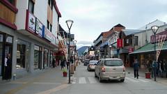 Ushuaia, centrum, główna ulca San Martin