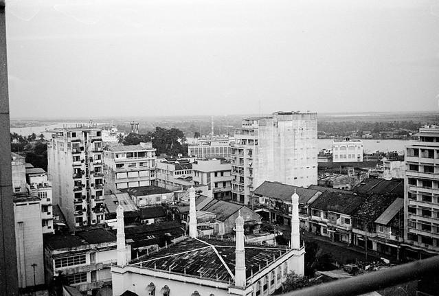 SAIGON 1979 - Đền Hồi giáo đường Đông Du (Thái Lập Thành xưa)