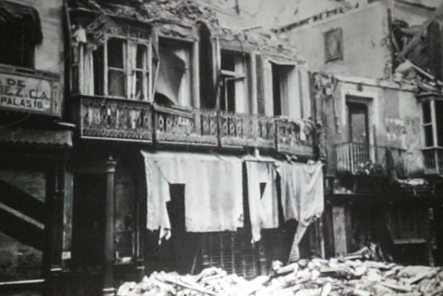 Refugio Guerra Civil en Cartagena