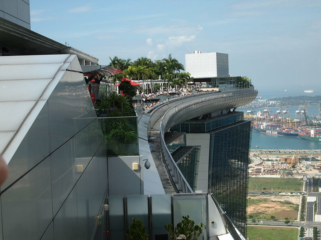 P4189206 SkyPark Observation Deck(展望デッキ スカイパーク) シンガポール