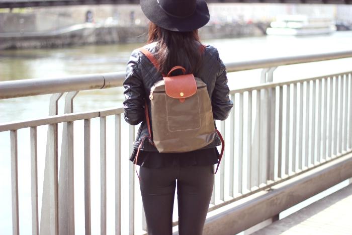 rucksack longchamp