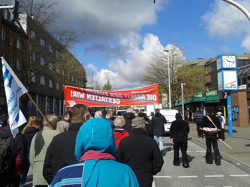 1. Mai 2015 in Harburg