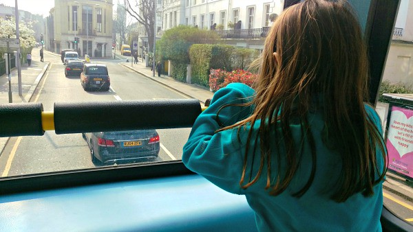 London bus, London transport
