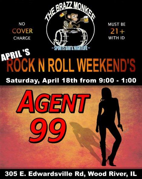 Agent 99  4-18-15