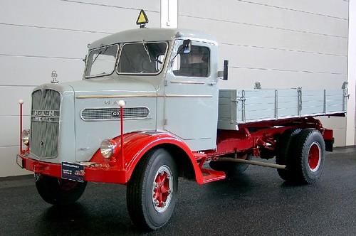 MAN 620 LT 1957