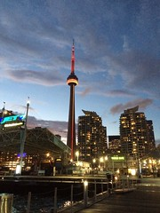 Dusk - Toronto Harbourfront