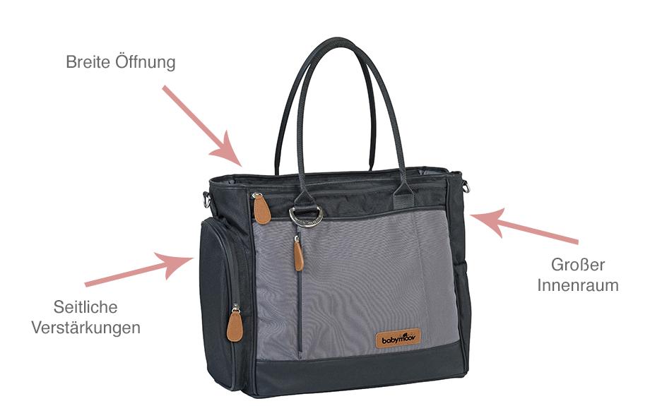 Wickeltasche Essential Bag