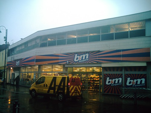 B&M Bargains, Bow Street, Ashton-under-Lyne
