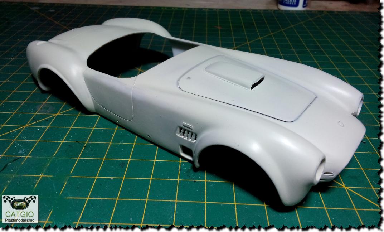 Shelby Cobra S/C - Revell - 01/24 - Finalizado 24/04 17036660285_dc0cd14c10_o