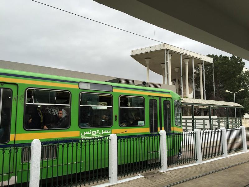 Tunis Metro