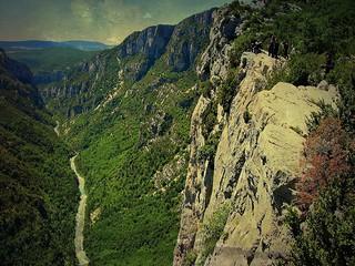 Alpes-de-Haute-Provence, Gorges de Verdon, Verdon-Canyon, 12583/5005