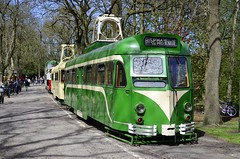 Heaton Park Tramway Blackpool Weekend