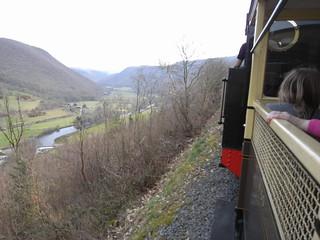 Vale of Rheidol Railway.