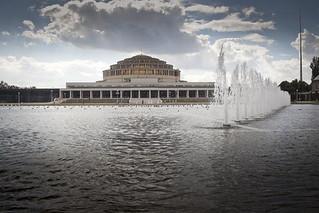 Halle du Centenaire de Wroclaw