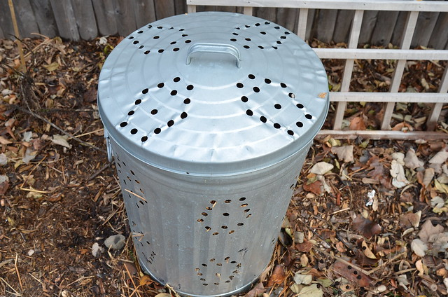 Modified Trash Can