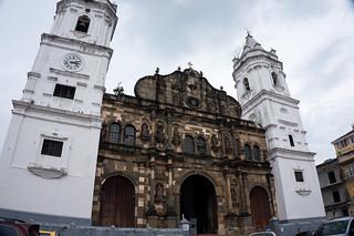 Image of Catedral Metropolitana near Ancón. panama panamá
