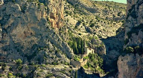 FRANCE - Provence, Alpes-de-Haute-Provence,   Moustiers-Sainte-Marie, 12625/5048