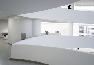 Frank Lloyd Wright. Solomon R. Guggenheim Museum #22