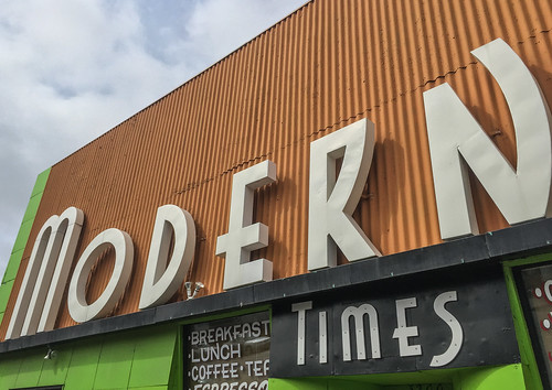 Modern Times Café, Minneapolis | by Tony Webster