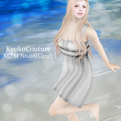 KC*M No.08[Candy]gray@CCB