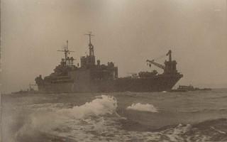 Warship 1940's