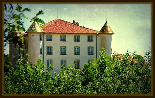 FRANCE - Provence , Chateau in Aiguines, 12615/5065