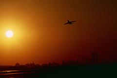 Pan American 747 to London