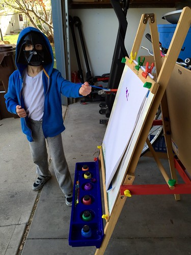 Darth painter