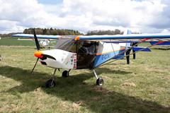 G-CDKI Sky Ranger Popham