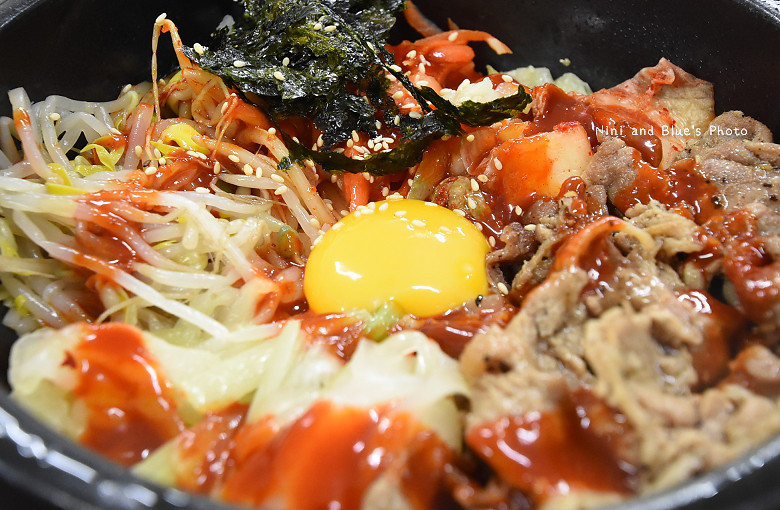 台中霧峰韓式料理韓香屋07