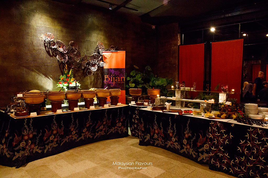 Bijan Bar and Restaurant Ramadhan Buffet