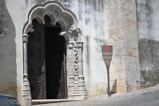 Puerta Manuelina de Nossa Senhora da Praça