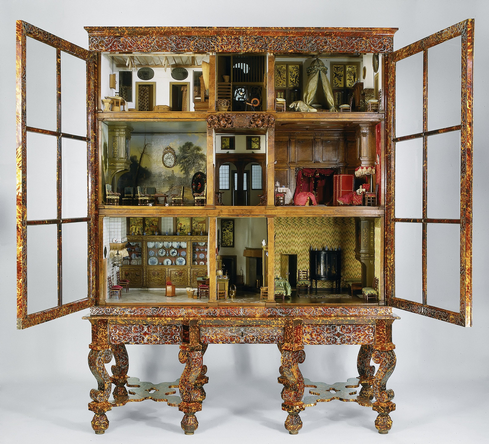 Dolls' House of Petronella Oortman, c. 1700