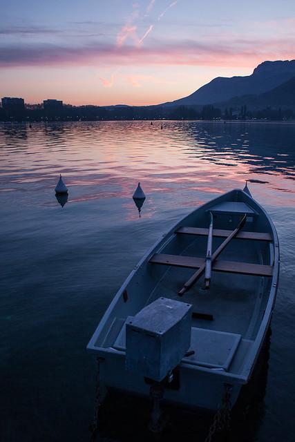Petite Barque - Lac d'Annecy