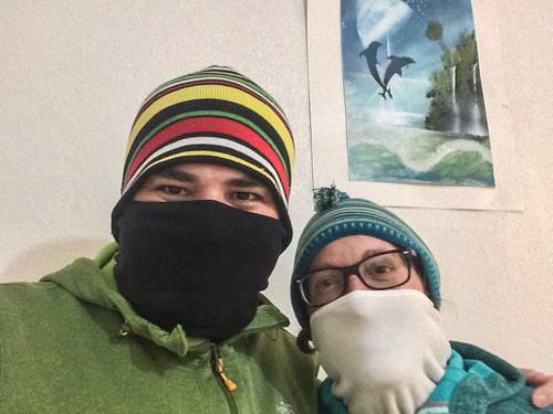 Cuenca: nos chapeaux achetés pour affronter l'hiver sud-américain