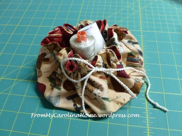 Draw String Pouch - 22