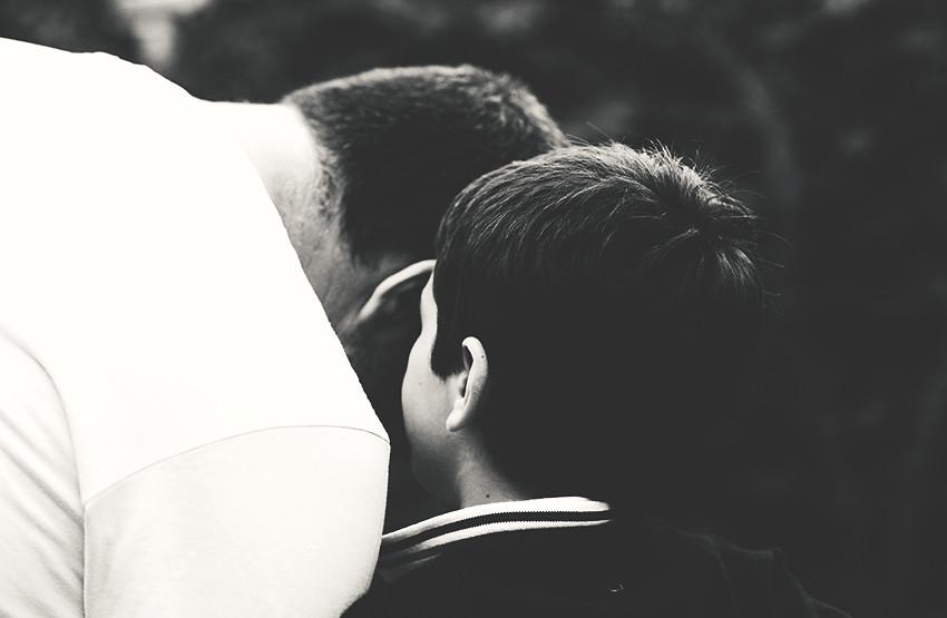 Cosa de hombres- 12 momentos con mamá y papá