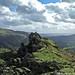 Helm Crag, the summit