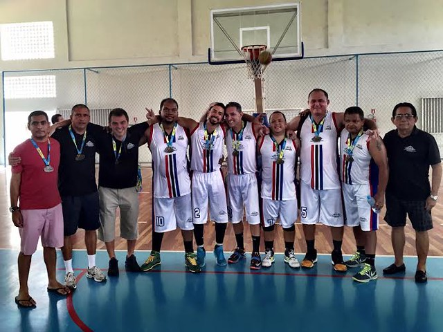 Delegação do Maranhão conquista três medalhas nos VII Jogos da Magistratura