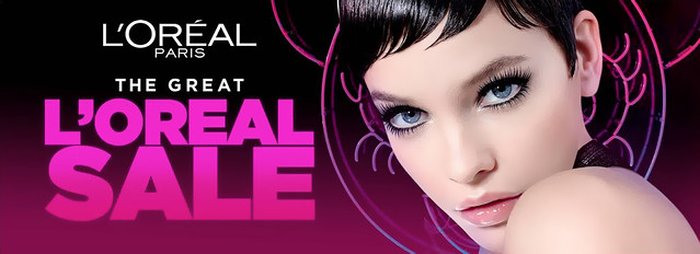 The Great L'Oréal Sale