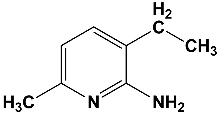 2-amino-3-ethyl-6-methylpyridine